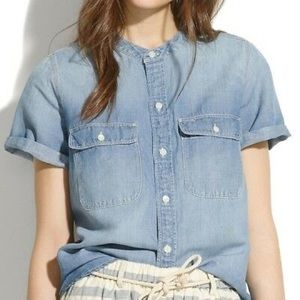 MADEWELL Perfect Sunday Shirt
